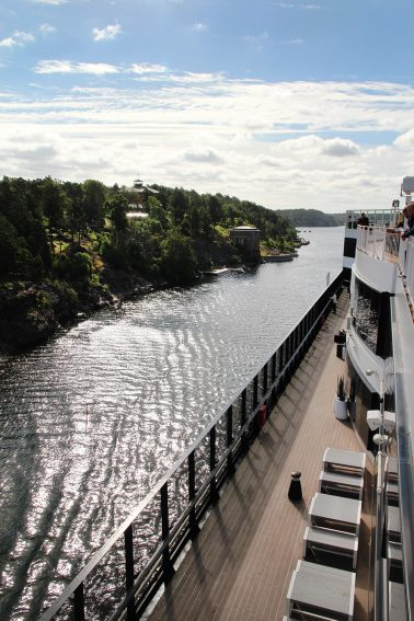 Viking Ferry Finland Tourism Photography