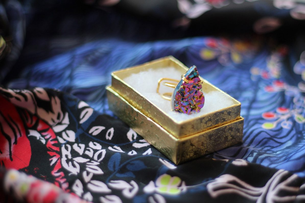 NYC jewellery product photography