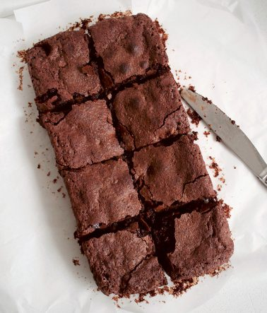Brownies: Food Photography